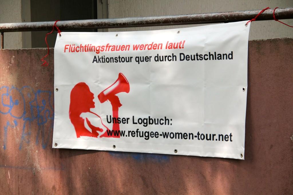 Fluchtschiff Saarbruecken - Foto Andrea Jaeckel-Dobschat - 004